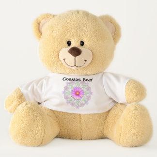Ursinho De Pelúcia Urso de ursinho - urso do cosmos - cosmos bicolor