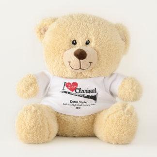 Ursinho De Pelúcia Urso feito sob encomenda da banda do amor do
