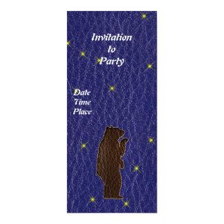 Urso de Brown do zodíaco do nativo americano do