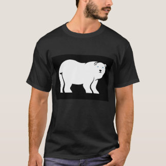 Urso de CoolBearStuff Camiseta