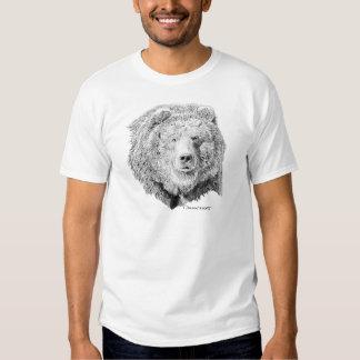 Urso de Grizzy Tshirt