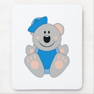 Urso de Koala do marinheiro do bebé de Cutelyn Mouse Pad