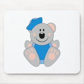 Urso de Koala do marinheiro do bebé de Cutelyn Mousepad
