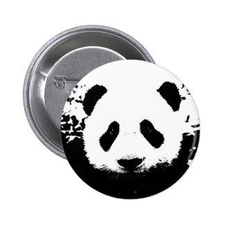 Urso de panda bóton redondo 5.08cm