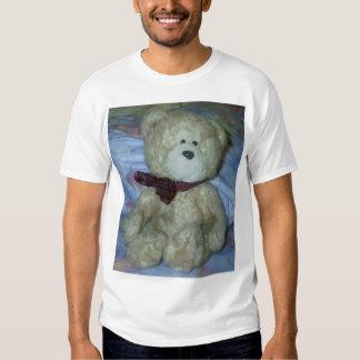 Urso de ursinho bêbedo t-shirt