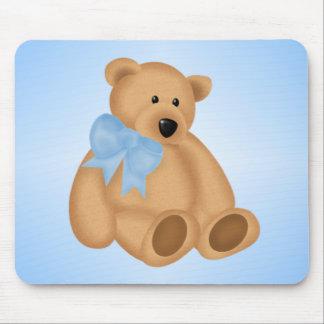 Urso de ursinho bonito, para o bebé mouse pad