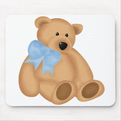 Urso de ursinho bonito, para o bebé mousepads
