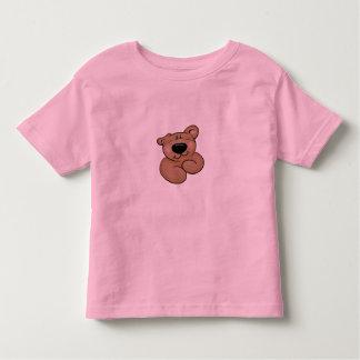 Urso de ursinho bonito t-shirts