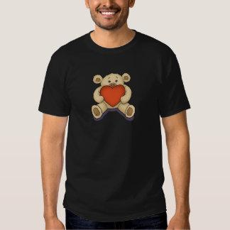 urso de ursinho dos namorados tshirts