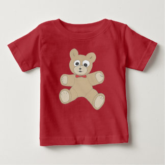 Urso de ursinho subtil t-shirt