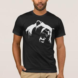 Urso de urso camiseta