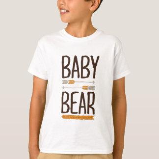 Urso do bebê camiseta
