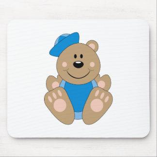 Urso do marinheiro do bebé de Cutelyn Mousepad