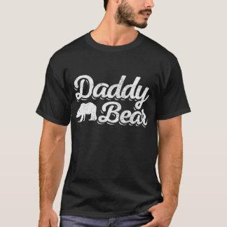 Urso do pai camiseta