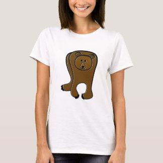 Urso do urso de Brown Camiseta