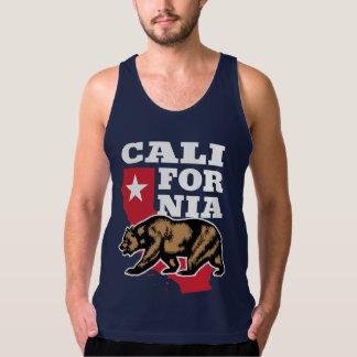 Urso e estrela de Califórnia Regata