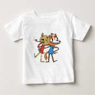 Urso e Fox Tshirt
