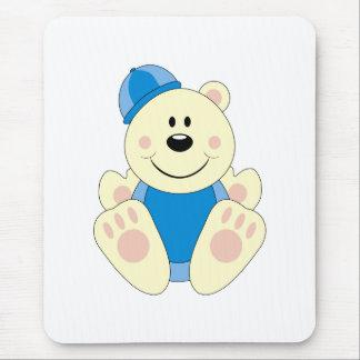 Urso polar da neve do bebé de Cutelyn