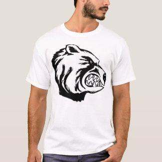 urso preto camiseta