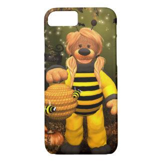 Ursos Dinky: Abelha pequena Capa iPhone 7