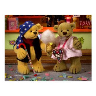 Ursos Dinky: Amizade Cartão Postal