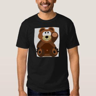 Ursozinho de peluche t-shirt