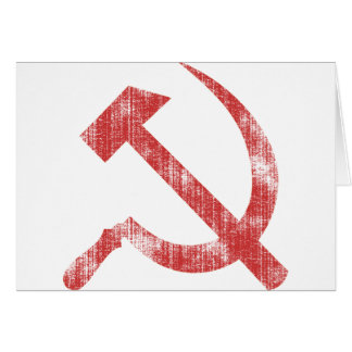 URSS CARTÃO COMEMORATIVO