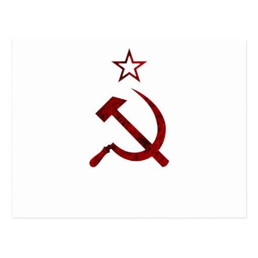 URSS CARTOES POSTAIS