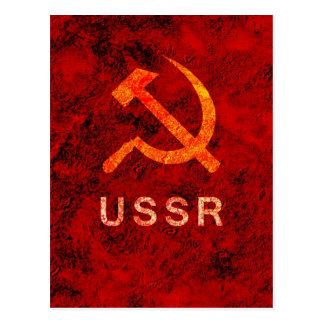 URSS CARTAO POSTAL