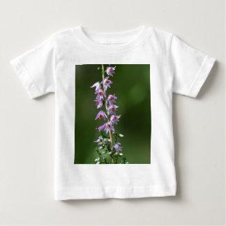 Urze comum (Calluna vulgar) Camiseta Para Bebê