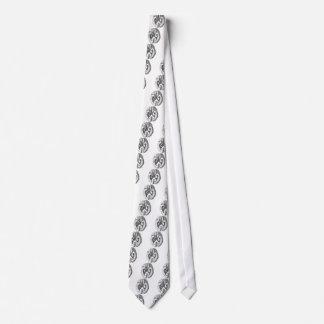 Use-o laço do Woodcut do vintage Gravata