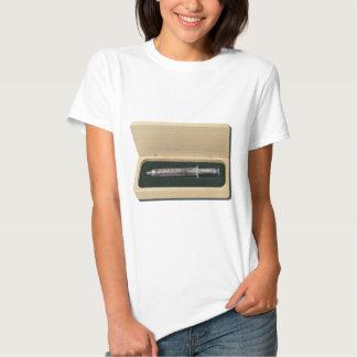 UsedSyringeWoodenBox070111 Camiseta