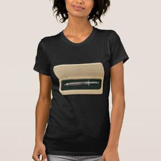 UsedSyringeWoodenBox070111 T-shirts