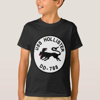 USS Hollister Camiseta