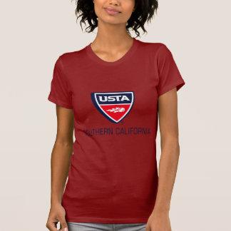 USTA Califórnia do sul Camiseta