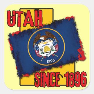 Utah, Since 1896 Sticker