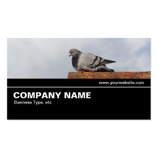 V2 incompleto 032 - pombo do bom dia modelo cartões de visitas