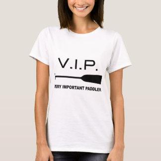 V.I.P. Very Important Paddler Camiseta