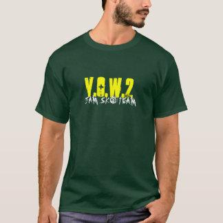 V.O.W.2 camisas oficiais da EQUIPE do DOCE SK8