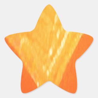 V ouro da vitória: Presentes para o noivado Adesivo Estrela