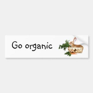 Vá orgânico adesivo para carro