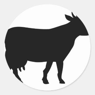 vaca adesivo