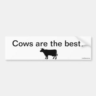 Vaca Adesivo Para Carro