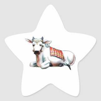 Vaca do amor adesito estrela