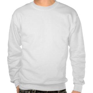 Vaca roxa que contempla bastante possivelmente o suéter