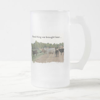 Vacas do dique de Mississippi Caneca