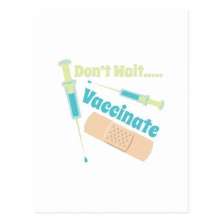 Vacine Cartão Postal