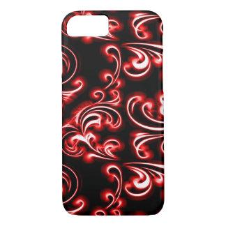 Vácuo vermelho do vampiro capa iPhone 7