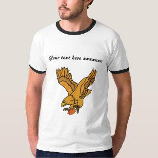 vagabundos camisa customizável de Eagle e do T-shirts