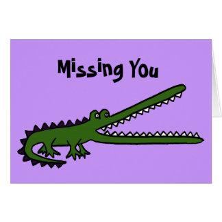vagabundos que faltam o cartão de Croc